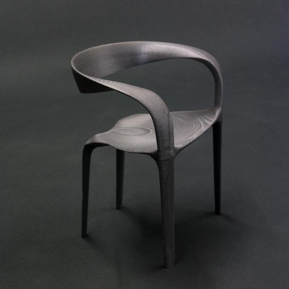 3D PRINT MODEL - OBJECT STUDIO - GOLDSMITHS CHAIR