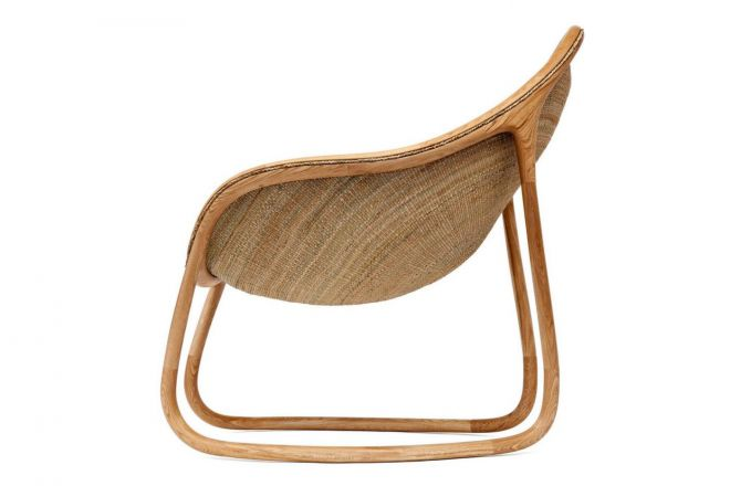 Rush Chair by Christopher Jenner Photo By Michael-Franke